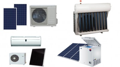 Aire acondicionado y refrigeración solar fototérmica