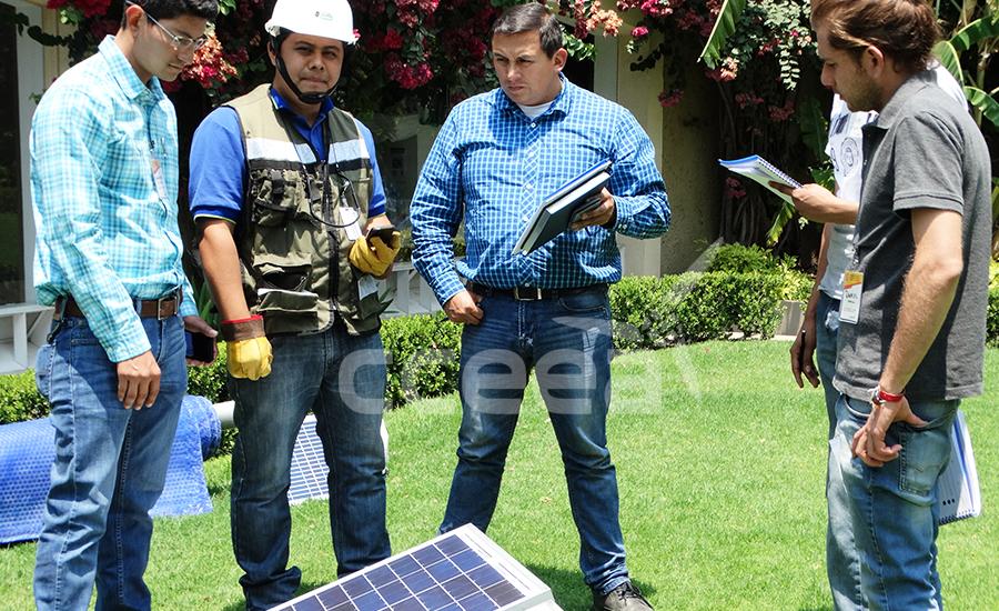Desde Colombia El Ing Alberto Pulido Garc 237 A Cceea