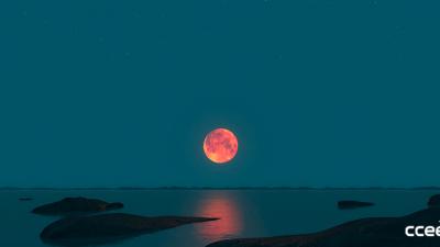 El eclipse de la superluna azul de sangre ocurrirá este 31 de enero