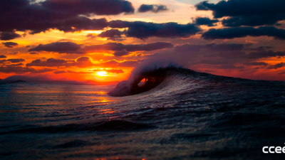 Primera planta generadora de energía por medio de olas del mar en México
