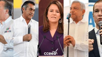 Las propuestas en energía renovable de los candidatos a la presidencia 2018