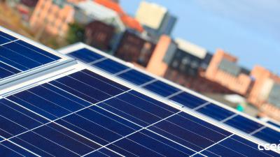 Energías renovables generaron el 25% de la energía eléctrica