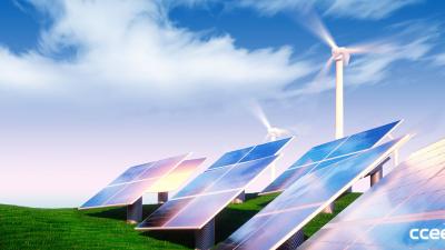 Crean batería a base de agua para aprovechar energía solar y eólica