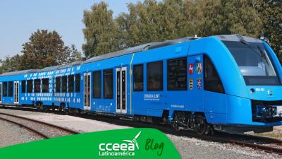 Coradia iLint es el primer tren impulsado por hidrógeno