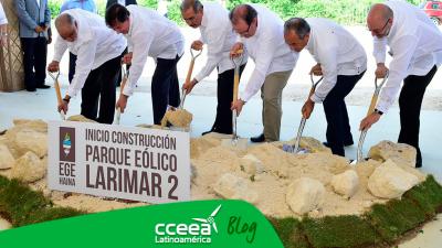 Nuevo parque eólico en República Dominicana