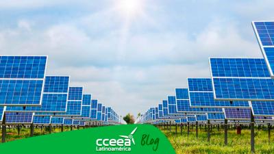 La energía solar para la disminución del uso de hidrocarburos