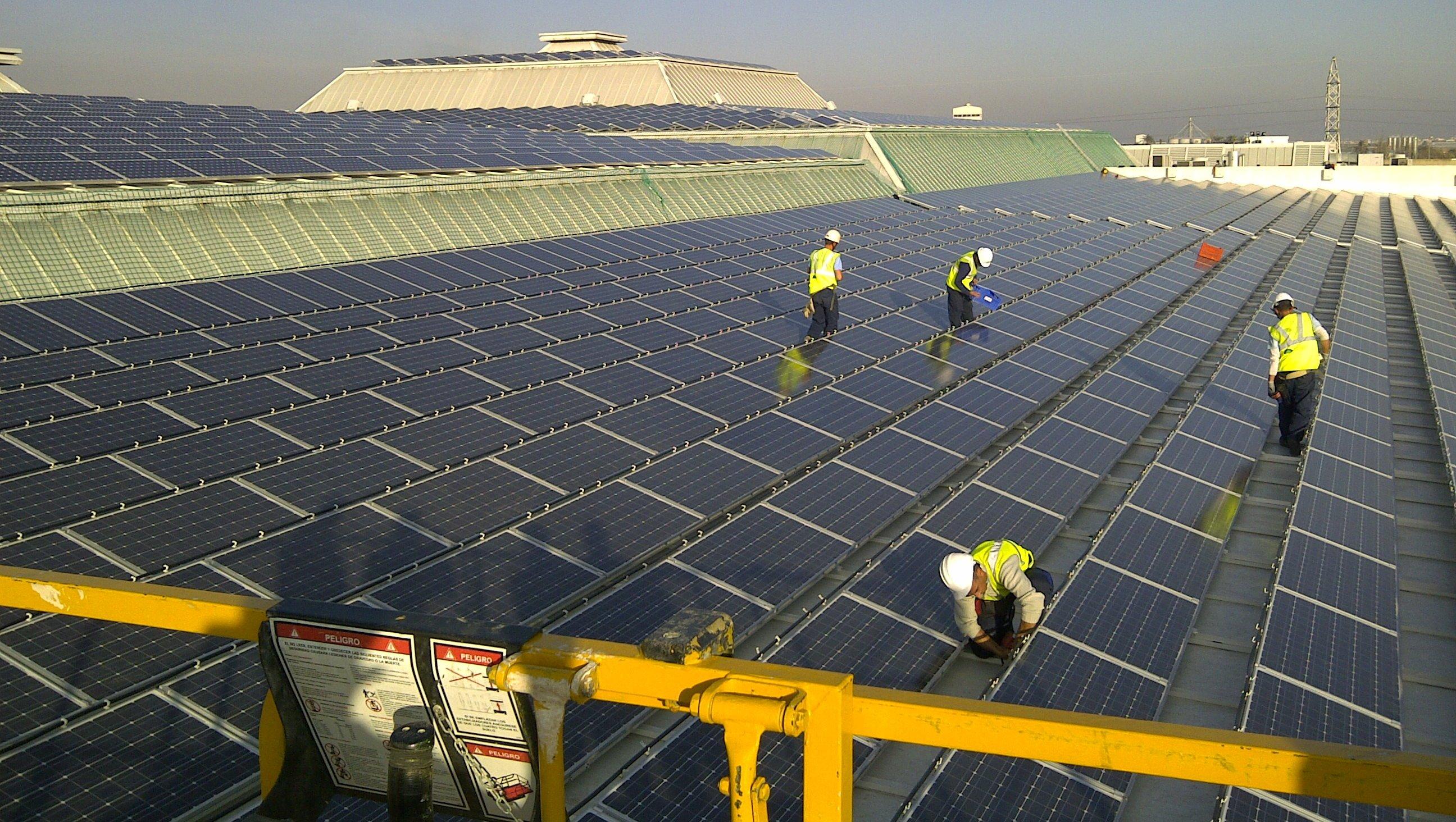La energía solar en México