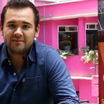 Diego Castillo, Ingeniero industrial