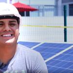 Fernando Yañez, Ingeniero en mantenimiento industrial