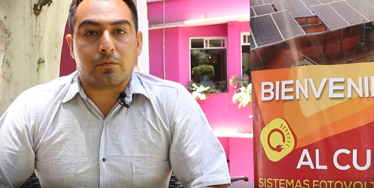 José Manuel, Ingeniero eléctrico