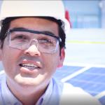 Julio César Carbajal, participante del curso Bombeo Solar Fotovoltaico