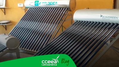 Argentina aumenta el uso de energía solar térmica