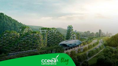 Ciudad del Bosque, la primera ciudad verde del mundo