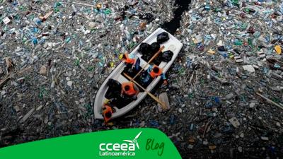 Por el exceso de desechos, nos comemos nuestra propia basura