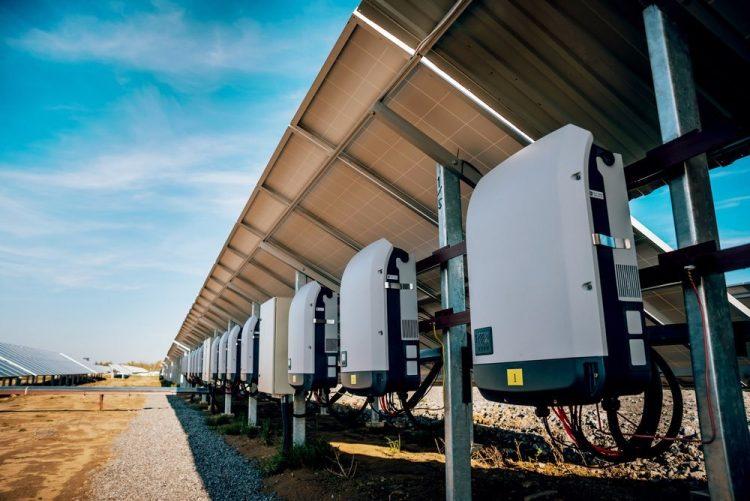 mercado de los inversores fotovoltaicos