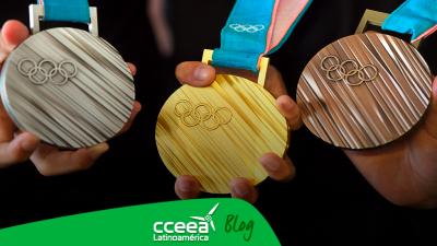 Las medallas olímpicas de Tokio 2020 serán recicladas