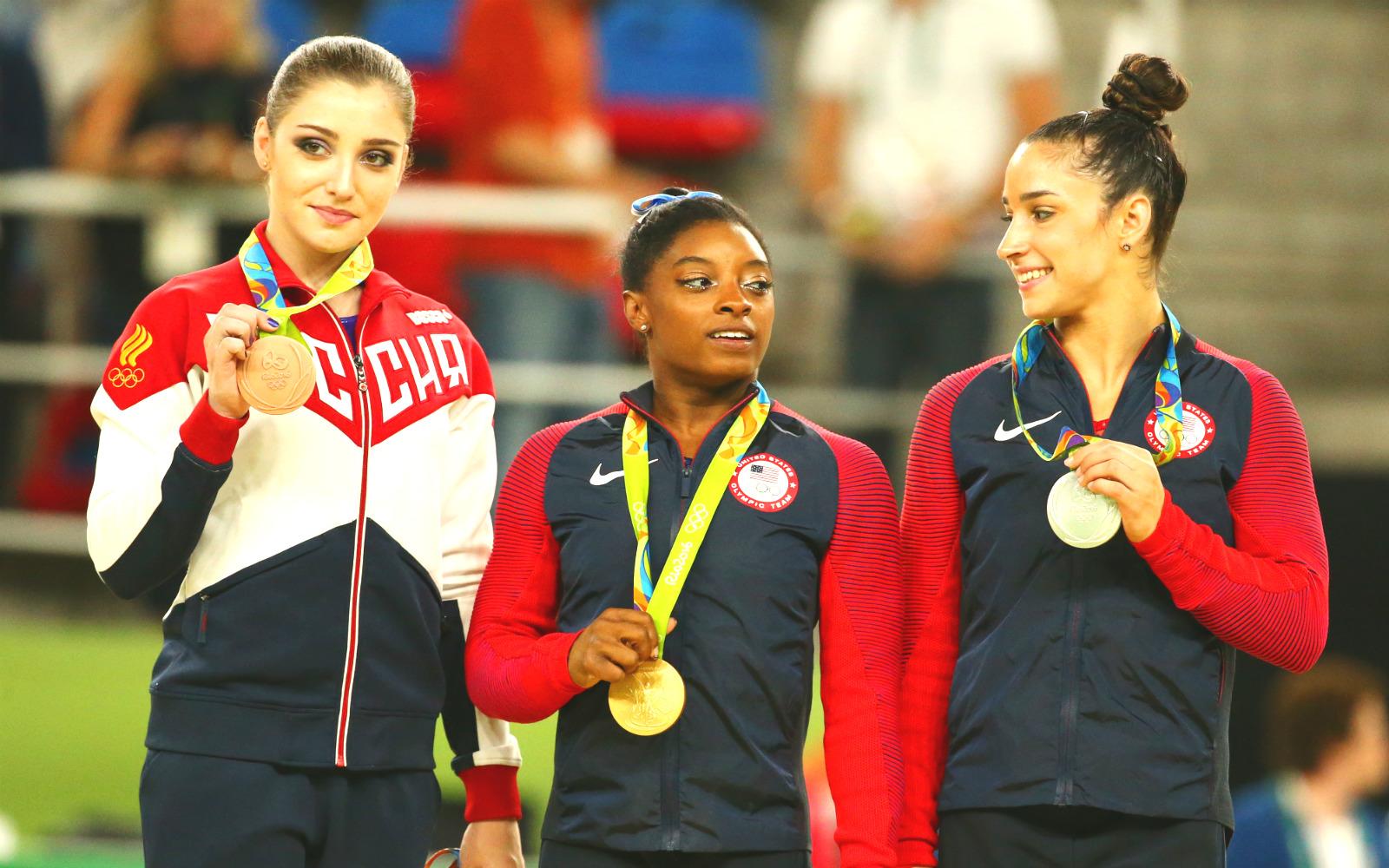 Las medallas olímpicas