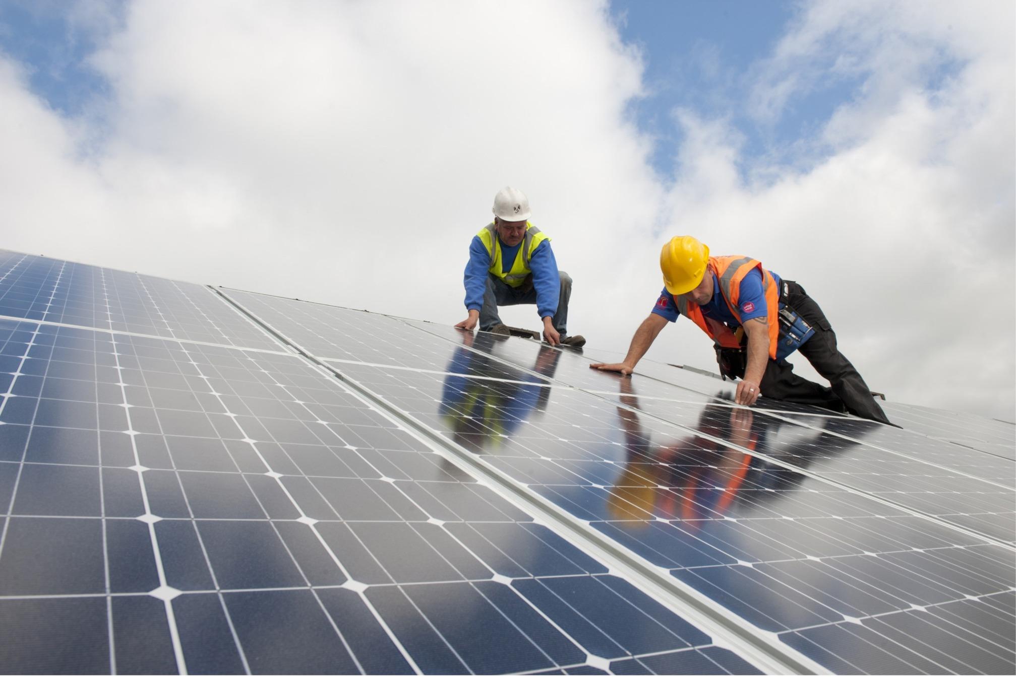 tendencias del mercado de energía solar