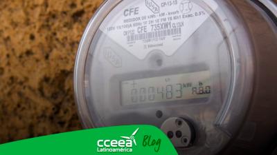 ¿Cómo funciona el medidor bidireccional de CFE?