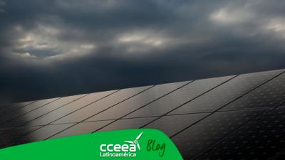 ¿Funcionan los módulos fotovoltaicos en días nublados?