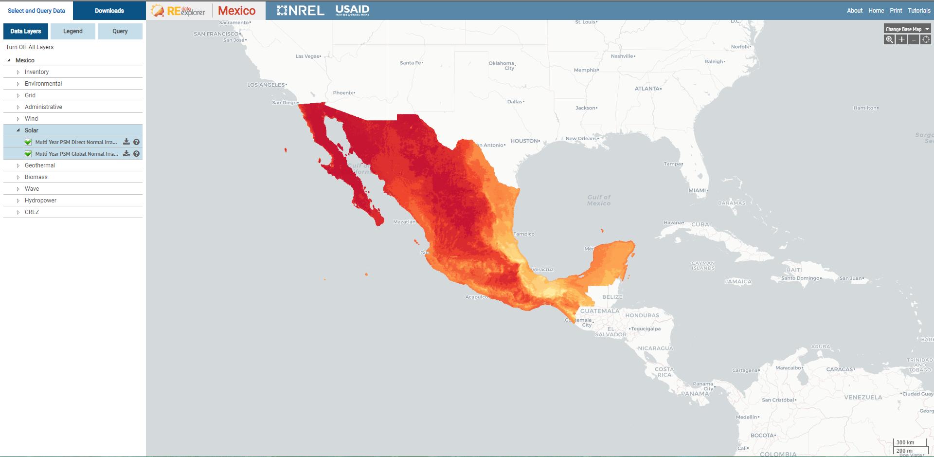 ¿Cómo obtener la hora solar pico en México?