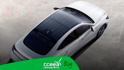 Hyundai Motor, integra energía solar en sus autos