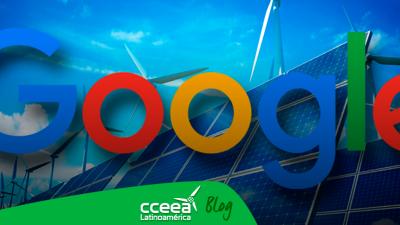 Google, busca ser una empresa líder en Energías Renovables