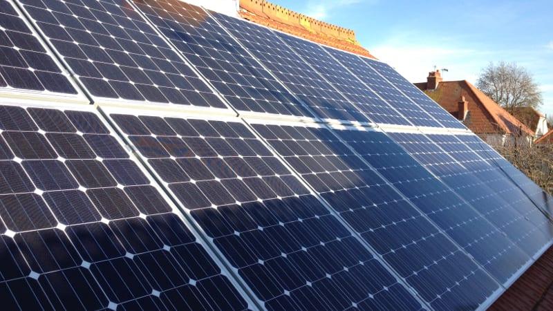 Identificación de obstáculos que generan sombras en un sistema fotovoltaico