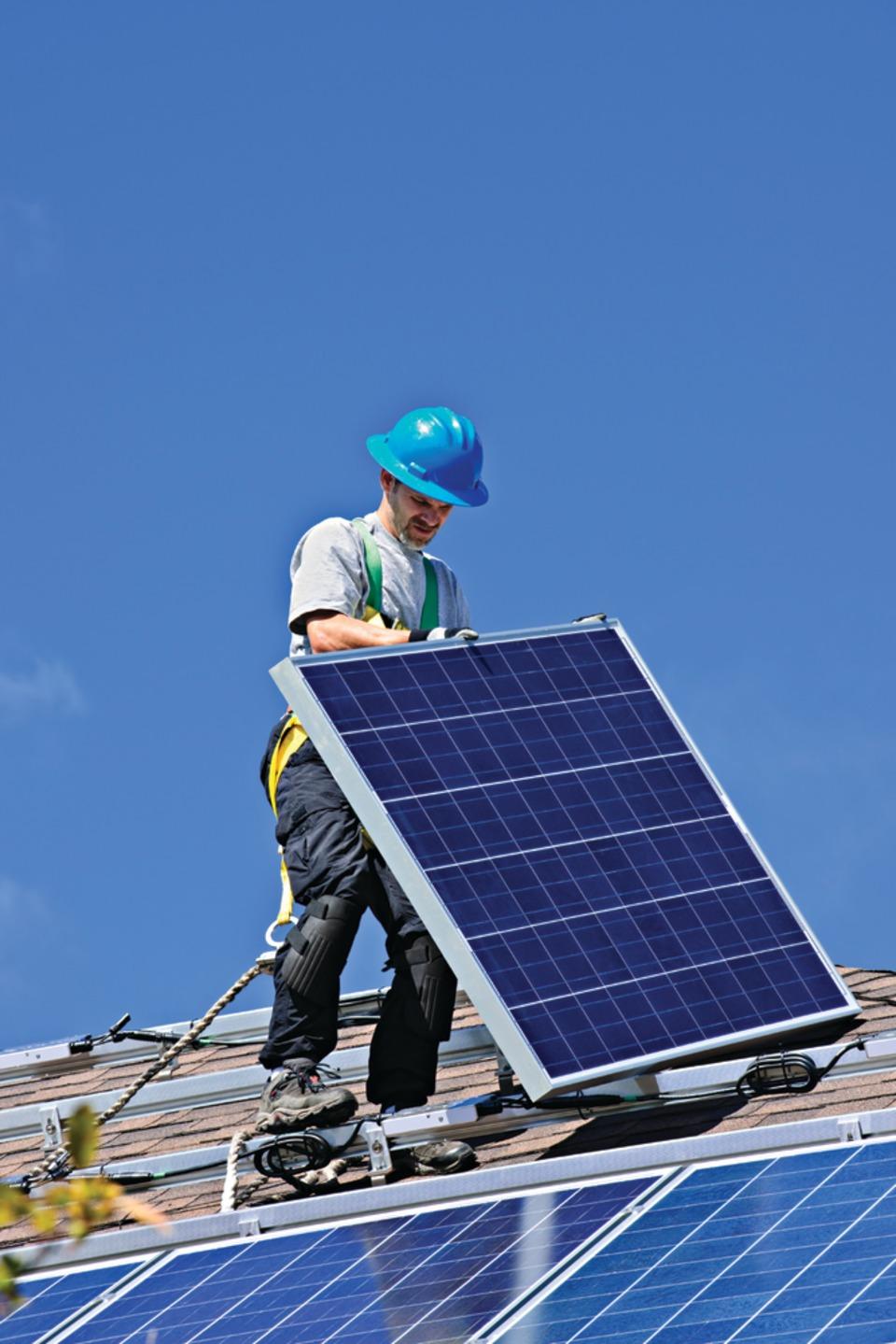 Energías renovables: Reactivadoras de la economía