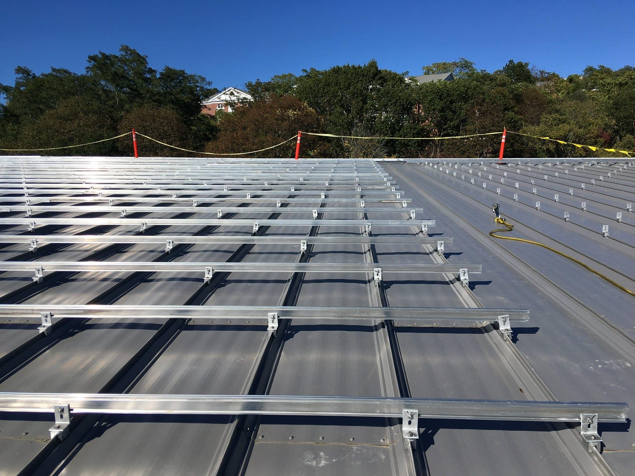 Solar Mount, el sistema de montaje esencial de UNIRAC
